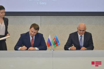 Three documents on economic cooperation signed between Azerbaijan and Russia - [color=red]PHOTO[/color]
