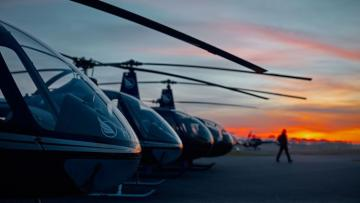 Center for overhaul and servicing of helicopters founded in Azerbaijan