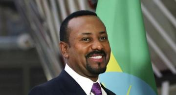 Ethiopian Prime Minister Abiy Ahmed awarded the 2019 Nobel Peace Prize