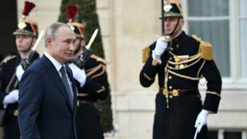 Путин: Россия сделает все, чтобы конфликт в Украине завершился