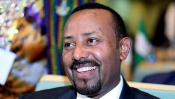 Ethiopian Prime Minister Abiy Ahmed receives Nobel Peace Prize in Oslo
