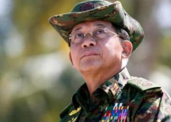 U.S. blacklists head of Myanmar military for alleged rights abuses against Rohingya