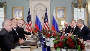 Помпео и Лавров провели переговоры в Вашингтоне -[color=red] ОБНОВЛЕНО[/color]