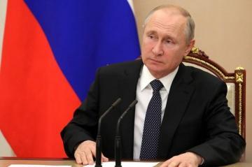 Путин: Решение WADA по России противоречит Олимпийской хартии