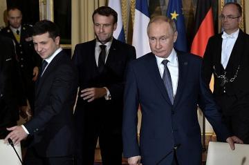 Путин и Зеленский обсуждают совместную декларацию