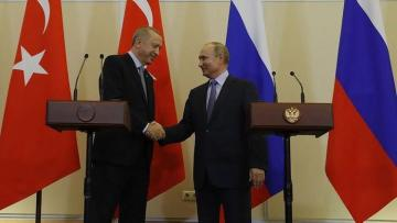 Turkish, Russian leaders hold phone conversation - [color=red]UPDATED[/color]