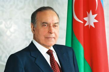 Today is the day of the commemoration of the national leader Heydar Aliyev