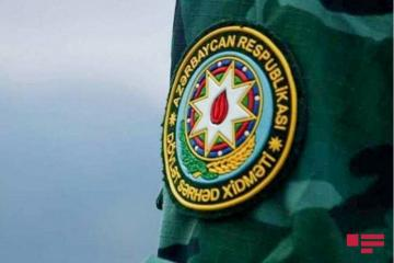 Azerbaijan's SBS released information on the incident occurred on border with Georgia