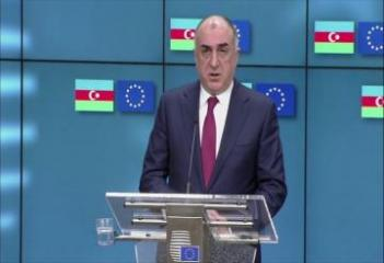 "Minister: ""Dialogue to be held between Azerbaijan and European Union on security issues"""