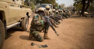Islamic State claims responsibility for military camp attack in Niger: statement