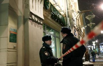 St. Petersburg courts evacuated again due to anonymous bomb threats