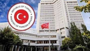 Turkish MFA released statement on US sanctions