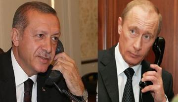 Между Путиным и Эрдоганом состоялись переговоры
