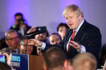 "Boris Johnson: ""We will leave EU on Jan. 31, no ifs, no buts"""