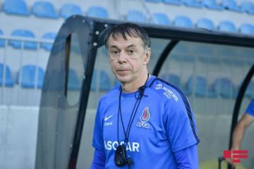 Chief coach of Azerbaijani national football team Nikola Yurcevic dismissed