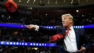 Трамп: Космические силы США будут наступательными