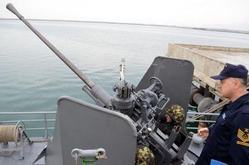 Турецкая делегация наблюдала за учебными тренировками ВМС Азербайджана
