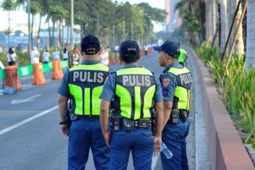 На Филиппинах 5 человек погибли и 33 пострадали в ДТП с автобусом