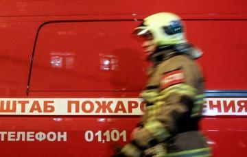 Rusiyada Narkoloji Dispanserdə yanğın baş verib, 1 nəfər ölüb, 7 nəfər yaralanıb