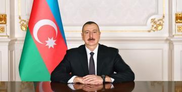 Prezident İlham Əliyev qazaxıstanlı həmkarını təbrik edib