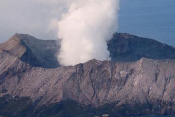 Yeni Zelandiyada vulkan püskürməsi nəticəsində ölənlərin sayı 18 nəfərə çatıb