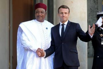 France, Niger propose to postpone G5 Sahel meeting to early 2020