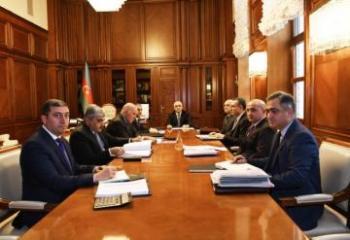 В Кабмине состоялось очередное заседание Наблюдательного Совета Государственного нефтяного фонда