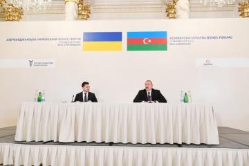 Bakıda Azərbaycan-Ukrayna biznes forumu keçirilib - [color=red]YENİLƏNİB[/color]