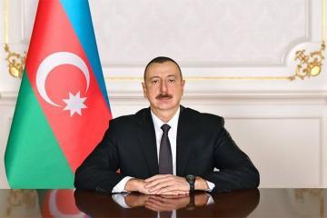 Azerbaijani and Ukraine Presidents held one-on-one meeting