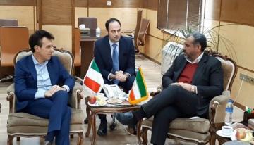 İtaliya səfiri İranın beynəlxalq imicinin reallıqdan fərqləndiyini bildirib