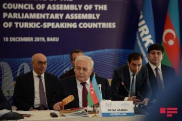 Ogtay Asadov unveils priorities of Azerbaijan's TurkPA chairmanship