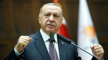 Эрдоган заявил, что турецкая делегация посетит Москву