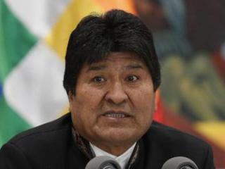 Прокуратура Боливии выдала ордер на арест Моралеса