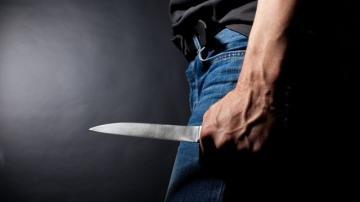 Bakıda sərxoş kişi bıçaqlanıb