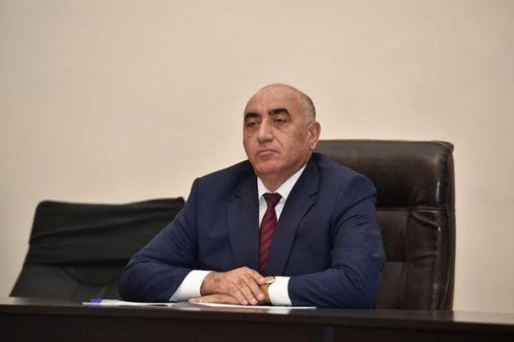 Nizaməddin Quliyev Ağstafa Rayon İcra Hakimiyyətinin başçısı ...