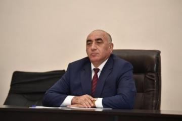 Nizaməddin Quliyev Ağstafa Rayon İcra Hakimiyyətinin başçısı vəzifəsindən azad edilib