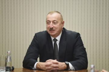 Президент: Сегодня российско-азербайджанские связи находятся на самом высоком уровне в истории