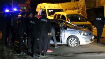 İstanbulda polislə narkotik ticarətçiləri arasında silahlı qarşıdurma olub