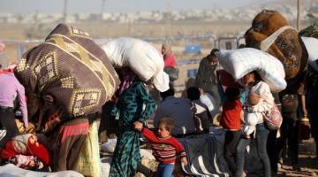 Эрдоган: Турция не справится в одиночку с новой волной беженцев