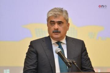 """Nazir: """"Azərbaycanın xarici dövlət borcunun ÜDM-ə nisbəti 17%-dir"""""""