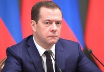 Dmitry Medvedev congratulates Azerbaijani President