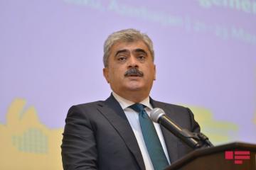 Samir Sharifov: Ratio of foreign debt of Azerbaijan to GDP is 17 %