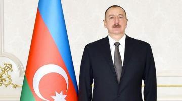 President of Tajikistan congratulates Azerbaijani President