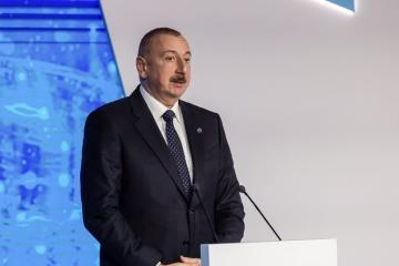 Chairman of CIS Executive Committee congratulates Azerbaijani President