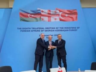 Venue of next meeting of Azerbaijani, Turkish and Georgian FMs disclosed