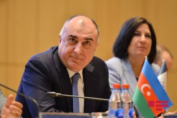 "Elmar Mammadyarov: ""Our main difficulty is unresolved conflicts in the region"""