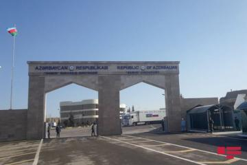 Bridge built on the Azerbaijani-Russian border inagurated