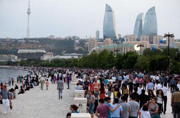 Число посещающих Азербайджан российских туристов может достигнуть 1 млн человек