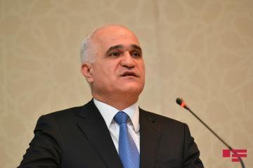 "Shahin Mustafayev: ""Bridge, built over the Samur River, to increase transit opportunities of Azerbaijan"""