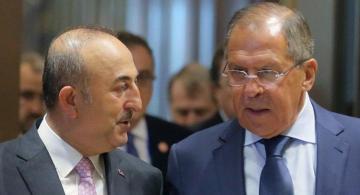 Лавров и Чавушоглу провели переговоры